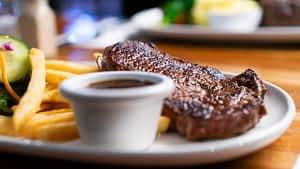 Steak by The Carlisle Hotel & Distillery